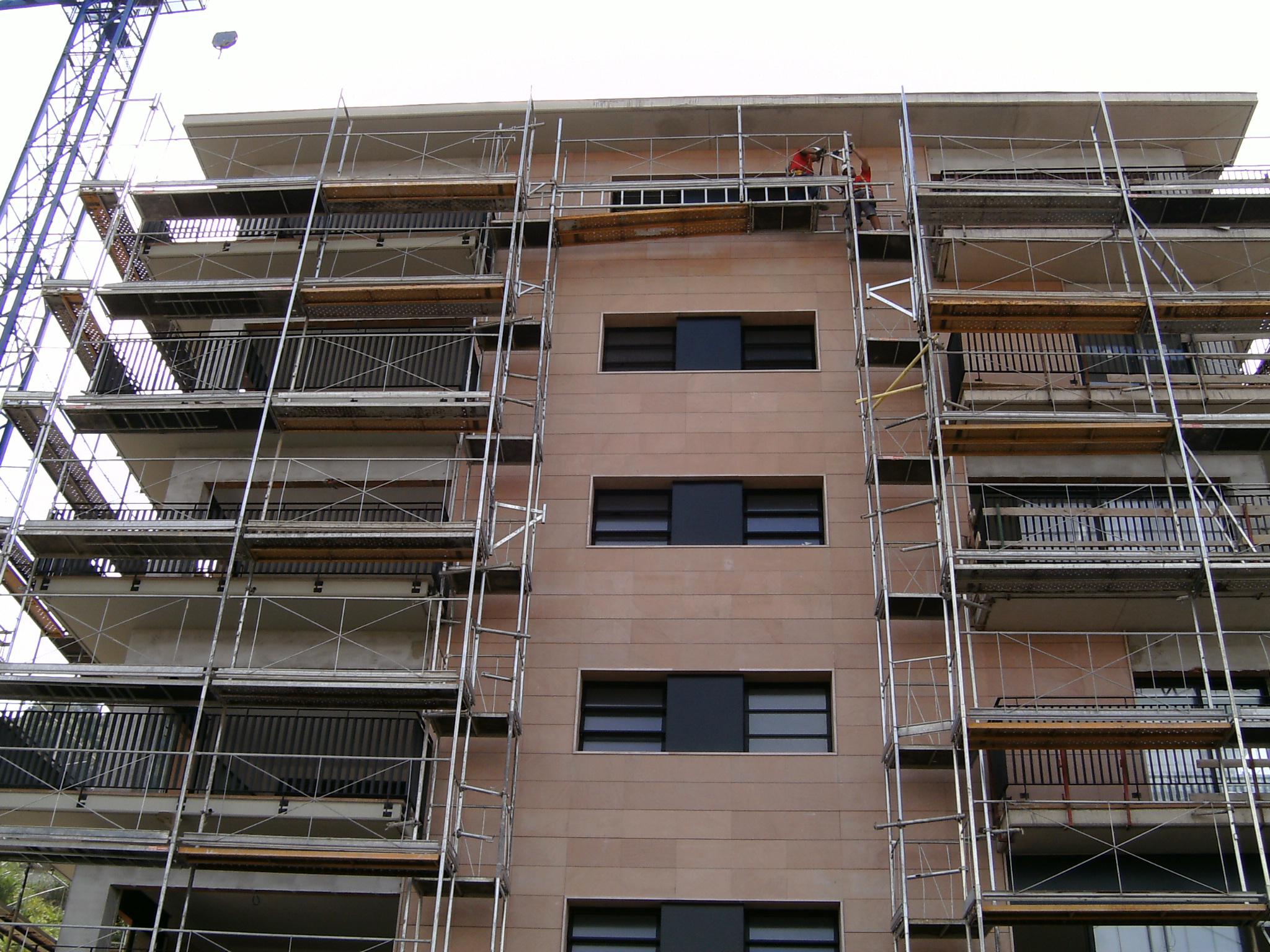c/ Mur, Martorell, Barcelona
