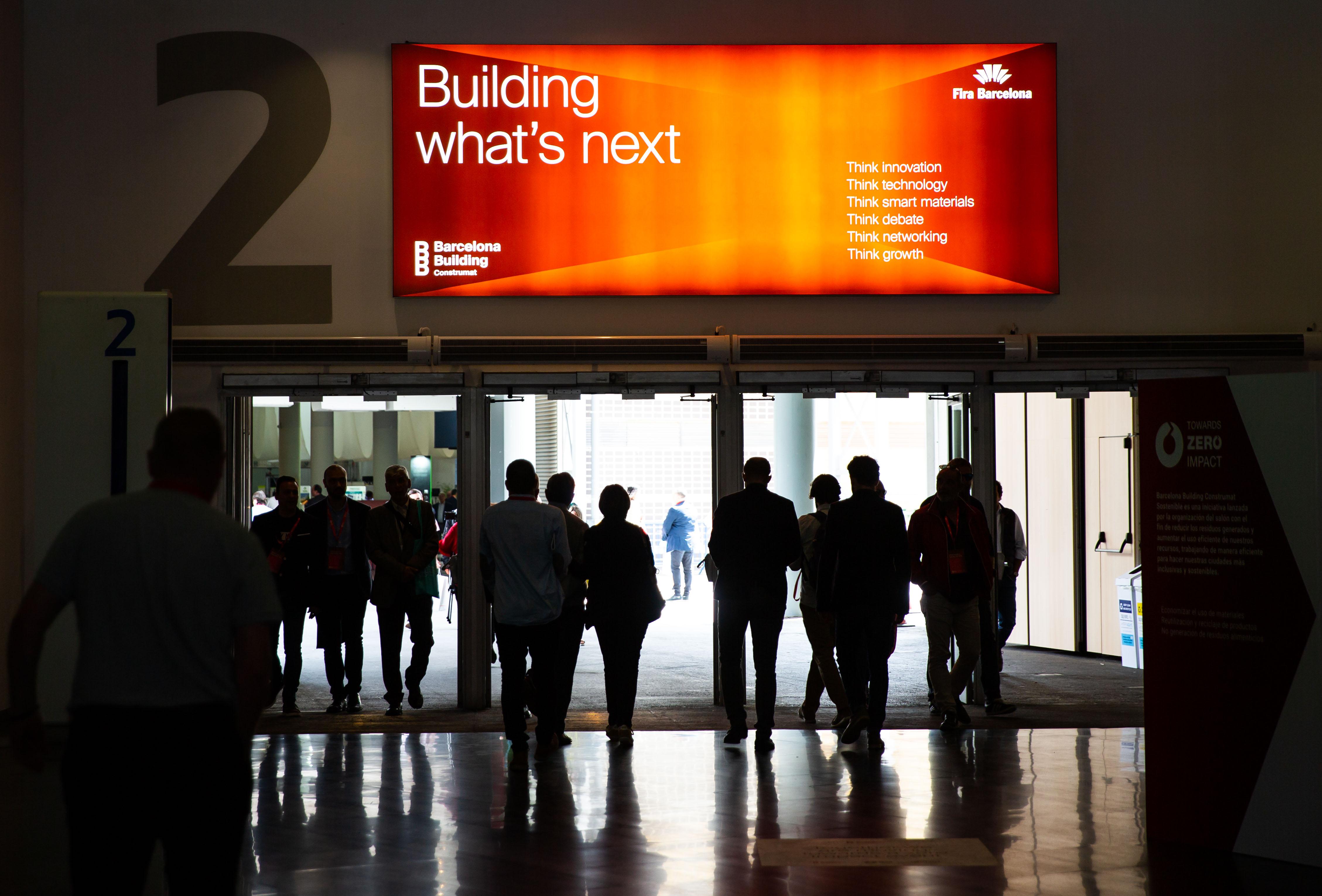BBConstrumat 2019 Apuesta Por La Innovación Y Reúne A Las Empresas Líderes Del Sector